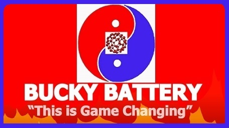 Bucky Battery, Buckybattery,